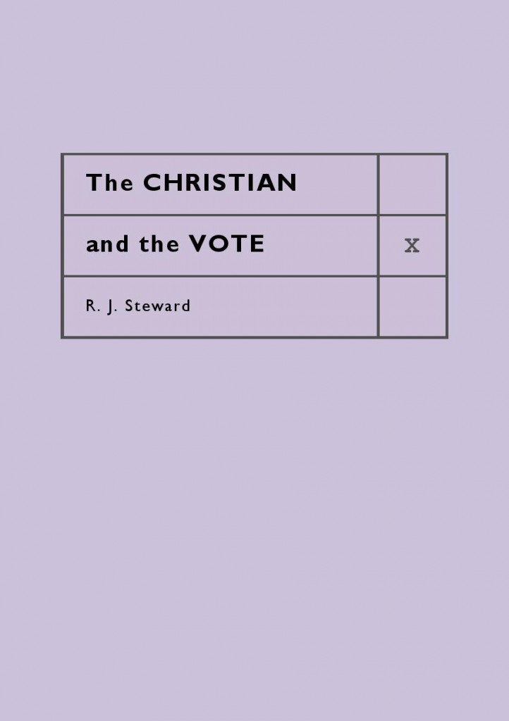 The Christian and the Vote